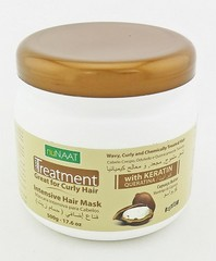 nuNaat Treatment Intensive Mask Great For Curly Hair 17.6 oz