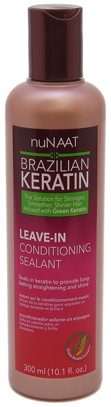 BK Leave-in Conditioning Sealant - Seals In Keratin To Provide Long-Lasting Straightening & Shine 10.1 fl oz