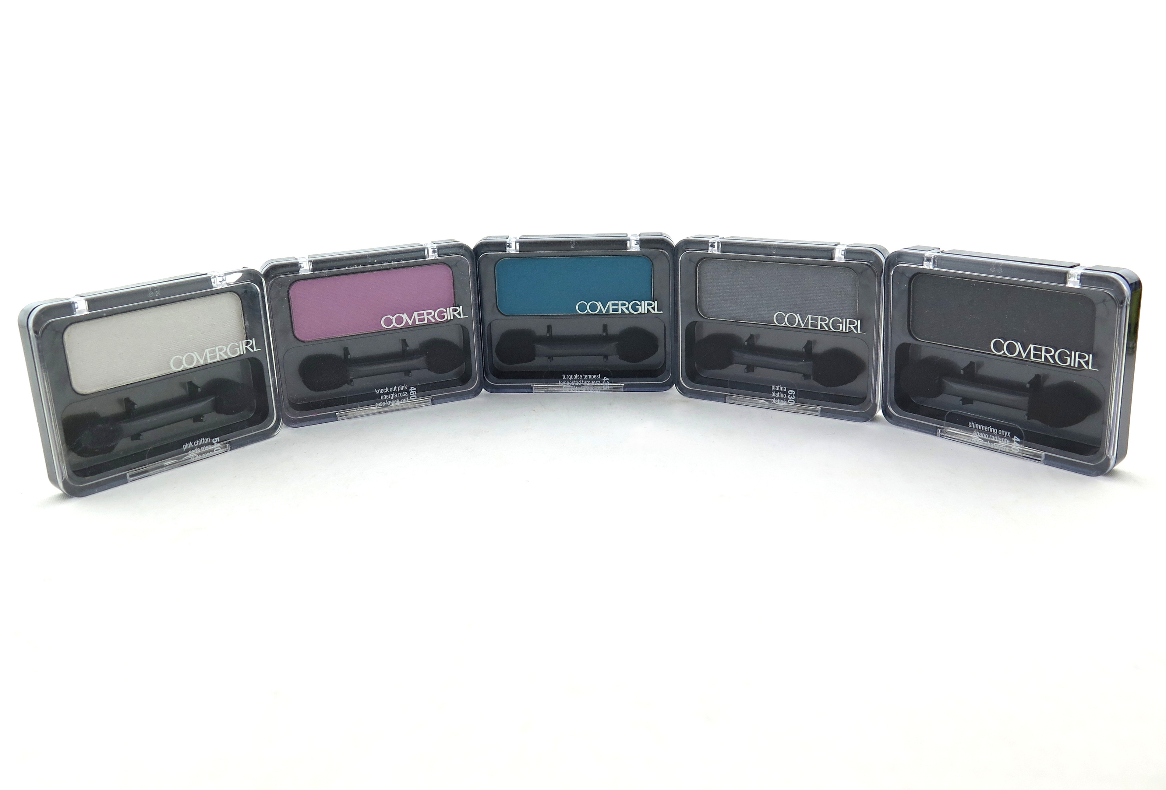 CoverGirl Eye Enhancers 1 Kit Shadow - Assorted