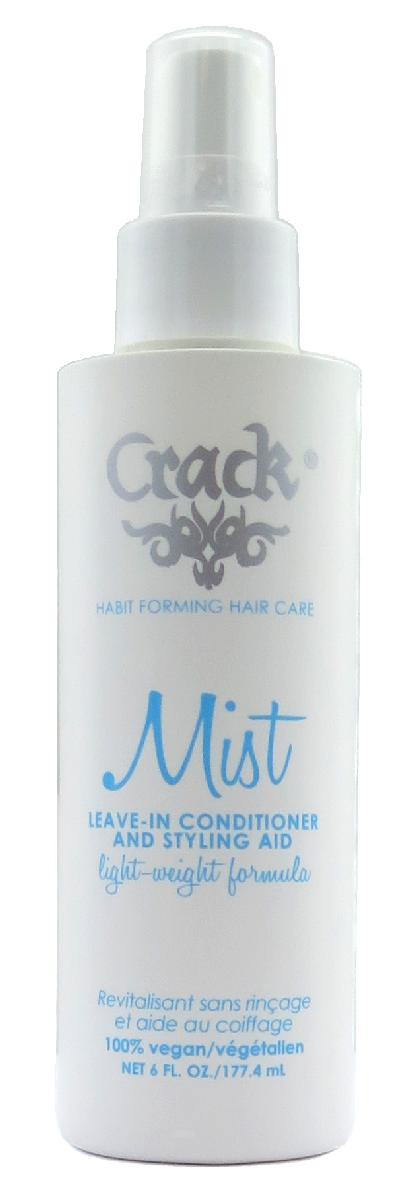 Crack Mist Spray Leave - In Conditioner and Stlyling Aid 6 oz