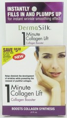 DermaSilk 1 Minute Collagen Lift Anti-Wrinkle Complex .25 oz
