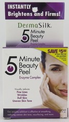 Dermasilk 5 Minute Beauty Peel .25 oz
