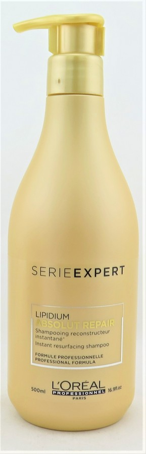 L'Oreal Professionnel Serie Expert Lipidium Absolute Repair Shampoo 500mL