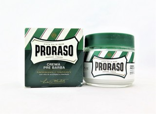 Proraso Pre-Shave Cream Refreshing and Toning 100mL (3.6 oz)