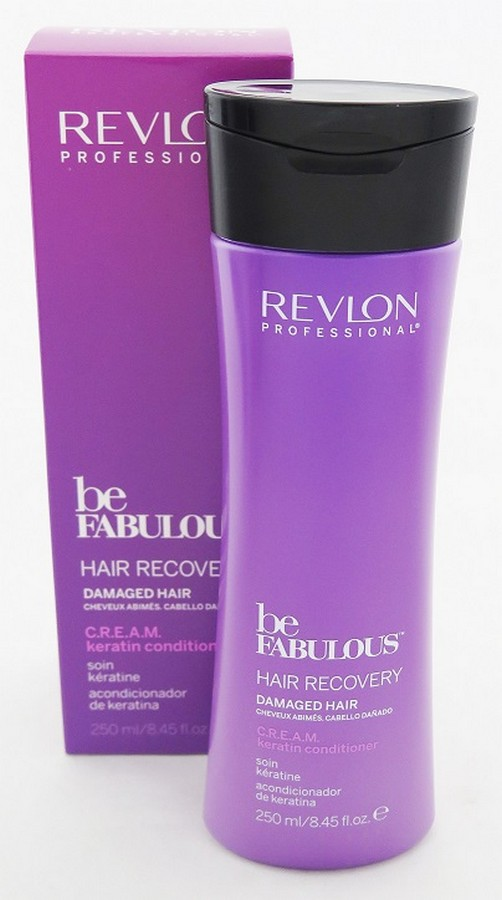 Revlon Be Fabulous Recovery Cream Conditioner 250 mL