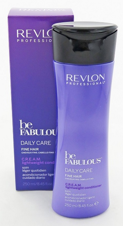 Revlon Be Fabulous Thin Cream Conditioner 250 mL