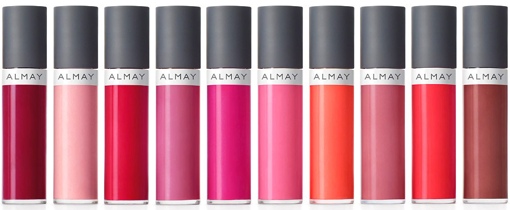 Almay Color & Care Liquid Lip Balm - Assorted
