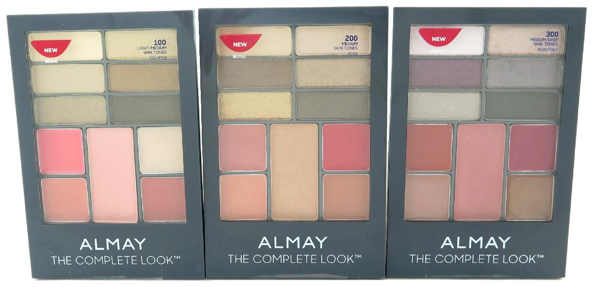 Almay Smart Shade The Complete Look Palette - Assorted