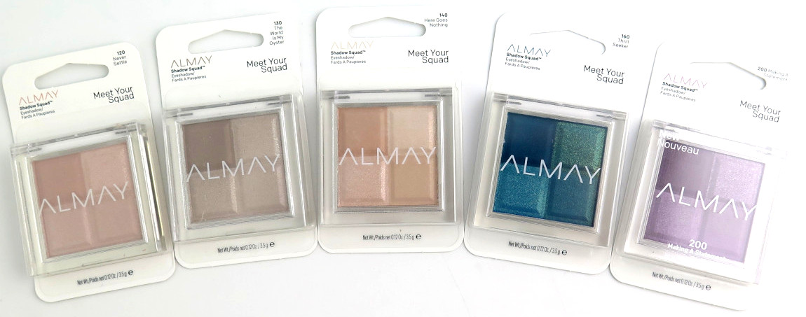 Almay Shadow Squad Eyeshadow - Assorted #5100-00