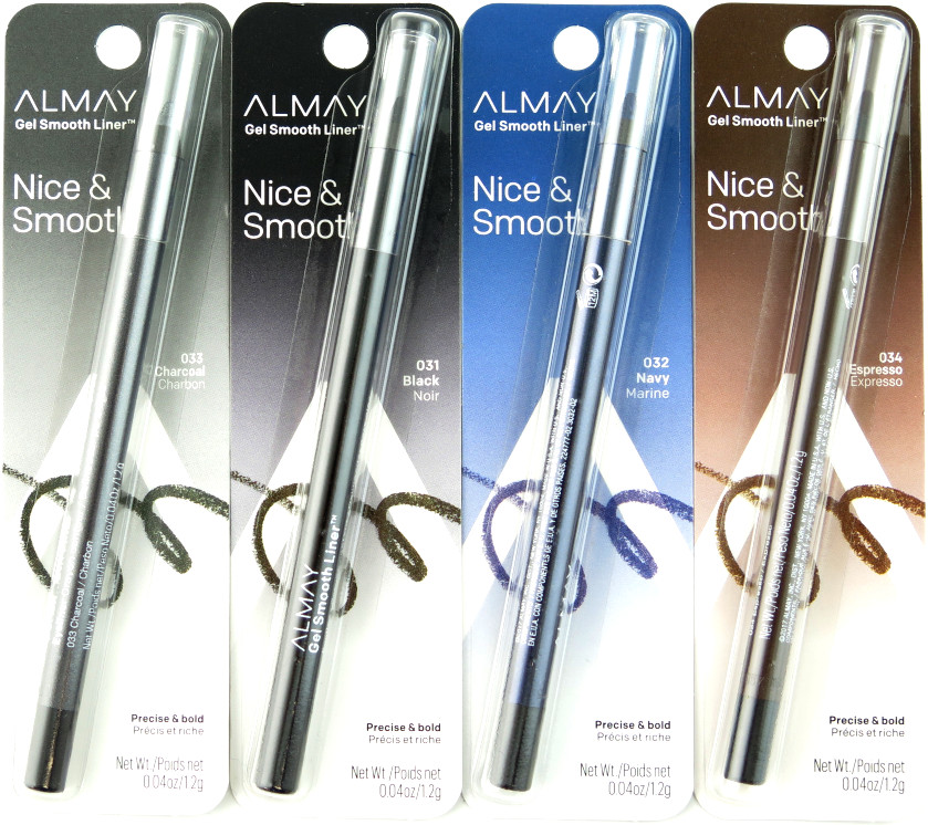 Almay Nice & Smooth Gel Liner - Assorted