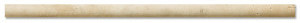 "White Travertine 1/2"" Pencil Honed (BAY0129)"