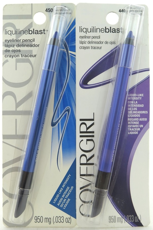 CoverGirl Liquiline Blast Eye Liner Pencil - Assorted