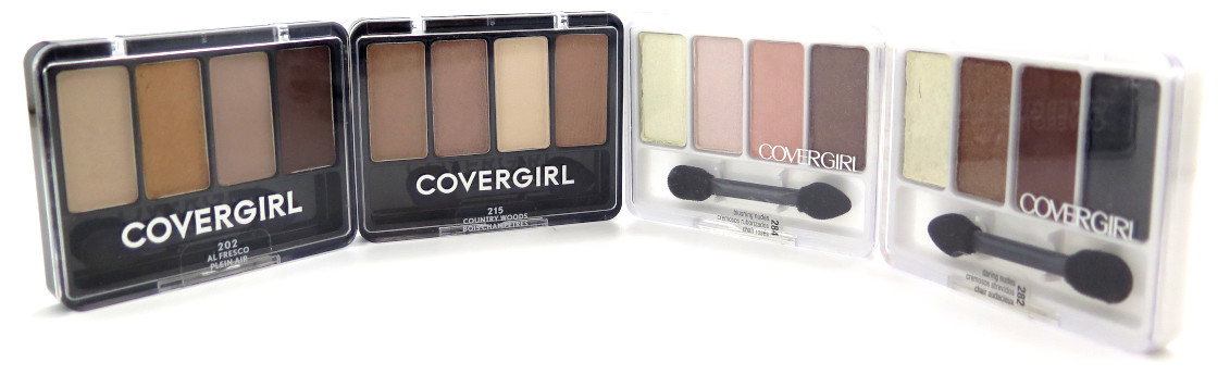 CoverGirl Eye Enhancers Quad  - Assorted