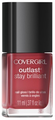 CoverGirl Nail Enamel Outlast - Assorted