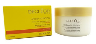 Decleor Aroma Nutrition Nourishing Rich Body Cream 200mL