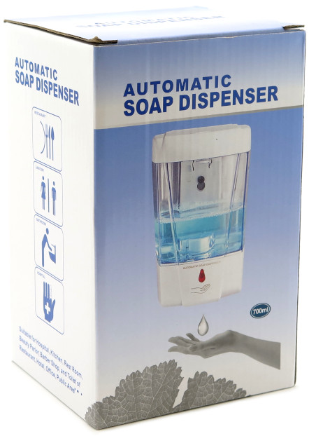 Automatic Dispenser for Gel/Soap