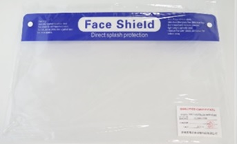 Face Shield with Foam