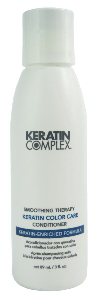 Keratin Complex Smoothing Therapy Color Care Conditioner 3oz