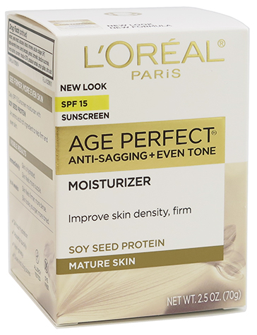 L'Oreal Age Perfect Day Cream SPF 15 2.5 oz