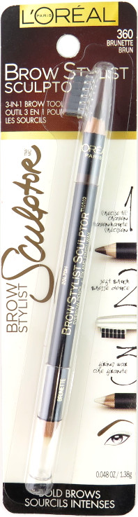 L'Oreal Brow Stylist Sculptor Eyebrow Pencil - Assorted