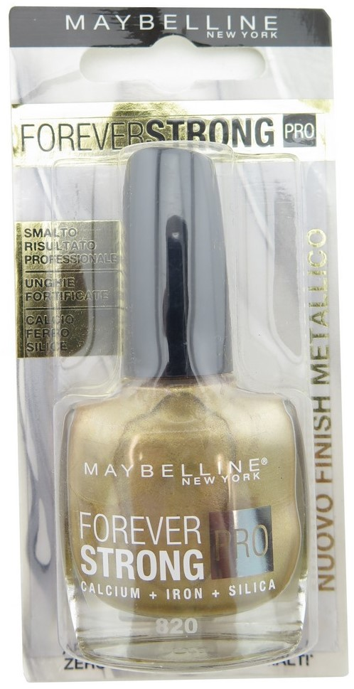 Maybelline Forever Strong Pro Nail Polish - Assorted