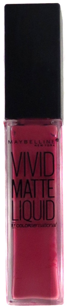 Maybelline Colorsensational Vivid Matte Liquid Lipgloss - Assorted