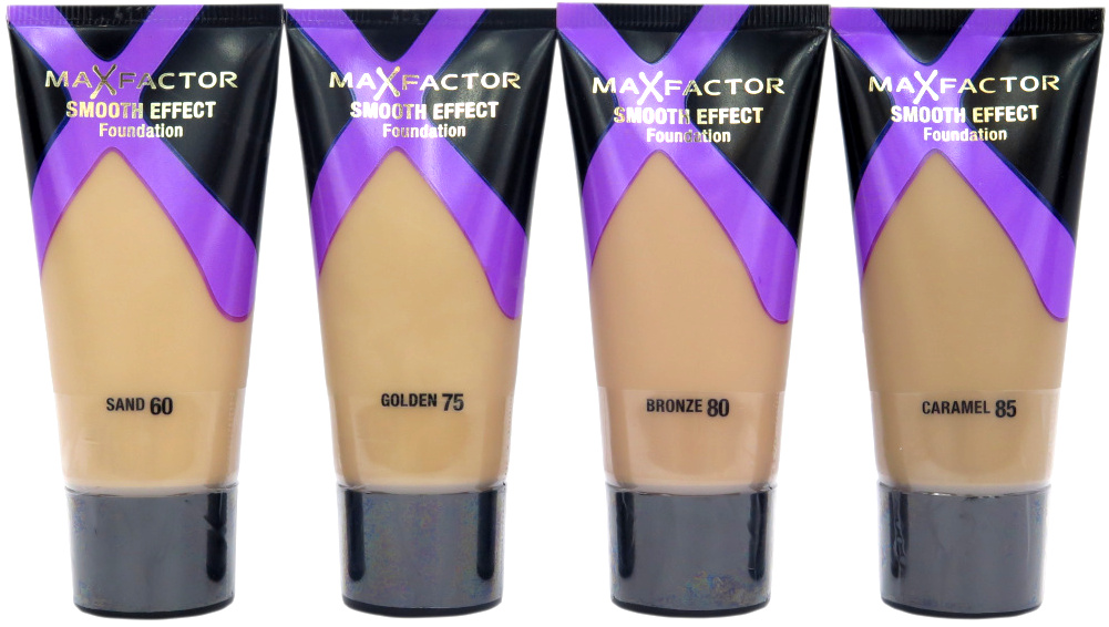 Max Factor Smooth Effect Foundation - Assorted