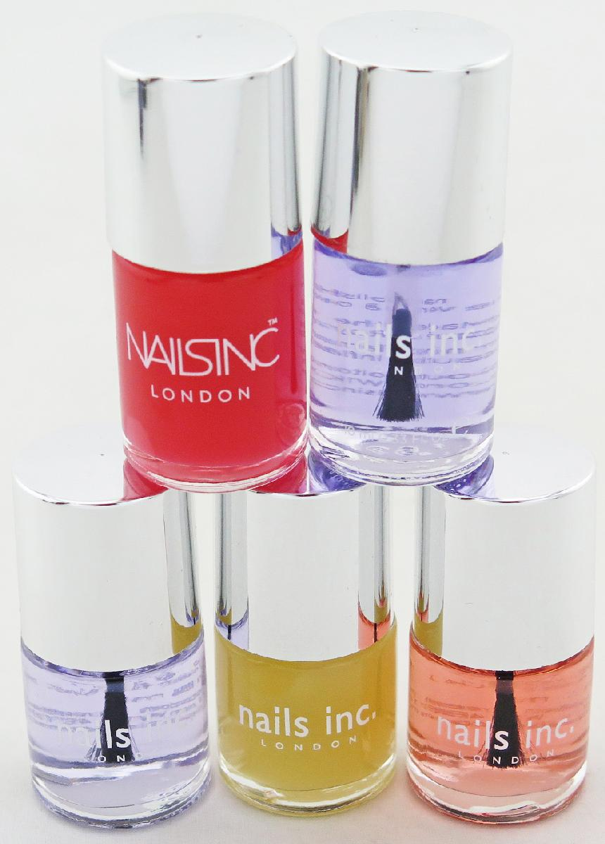 Nails Inc Nail Treatment - Assorted