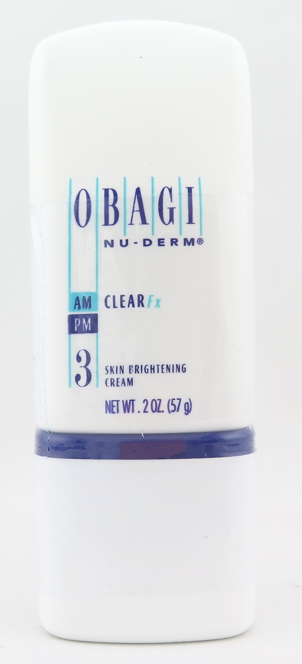 Obagi Nu-Derm Clear Fx Skin Brightening Cream 2 oz (57g)