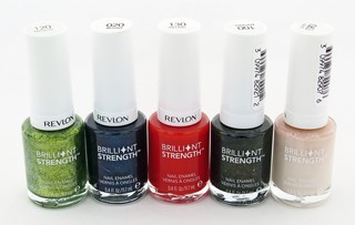 Revlon Brilliant Strength Nail Enamel - Assorted