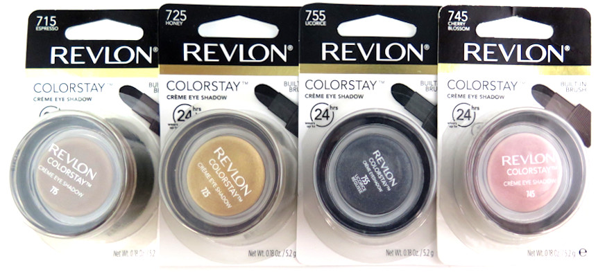 Revlon Colorstay Cream Eye Shadow - Assorted #5190-00,2832-00