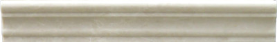 "Botticino Marble Liner Polished Crown Molding 2"" x 12"" (SFD073)"