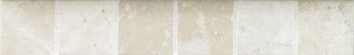 "Botticino Marble Mosaic Polished Square 2"" x 2"" (SFD076)"