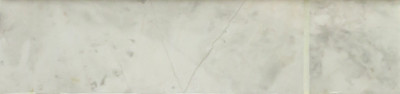 "Alicha White Marble Tile Polished 3"" x 9"" (SFD161)"