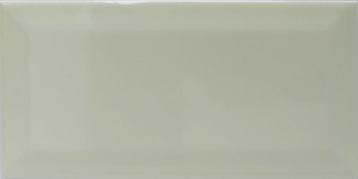 "Premium Ceramic Subway Tile Beige Glossy Big Beveled 4"" x 8"" (SFD223)"
