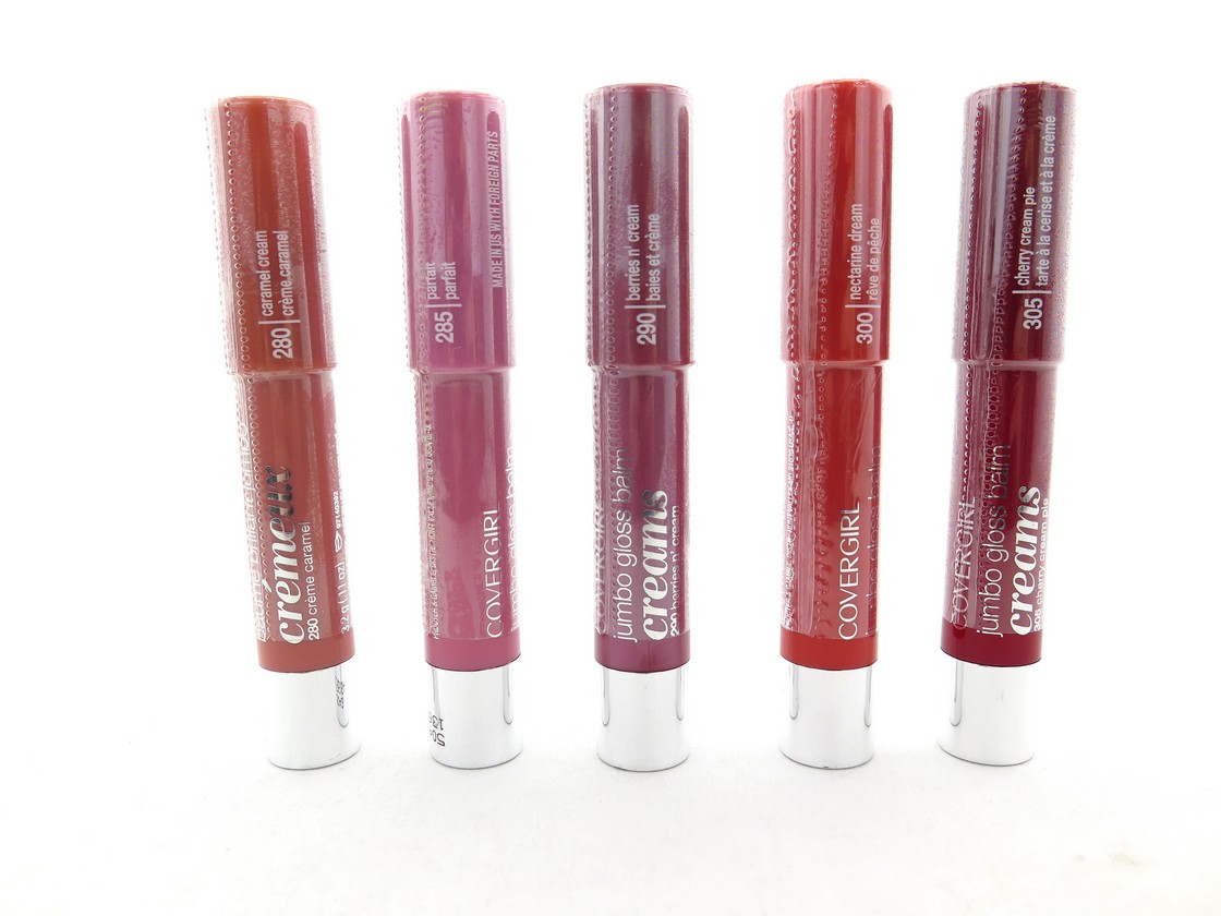 CoverGirl Jumbo Gloss Balm Creams - Assorted
