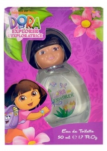 Dora the Explorer 3D EDT 50mL / 1.7 Fl. Oz.