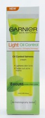 Garnier Light Oil Control 8 Hours Shine Free Look 20mL