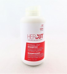 HerCut Normail-Oily Shampoo Sulfate Free Color Safe Technology 10 Fl. Oz. (300mL)