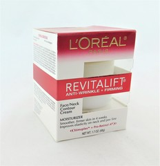 L'Oreal Paris Advanced RevitaLift Face and Neck Day Cream 1.7oz