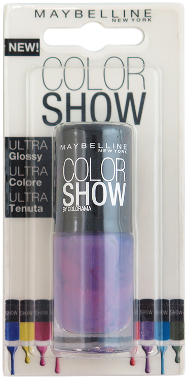 Maybelline Color Show Nail Polish - Assorted