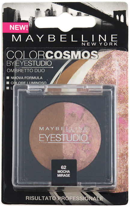 Maybelline Color Cosmos Eye Shadow - Assorted