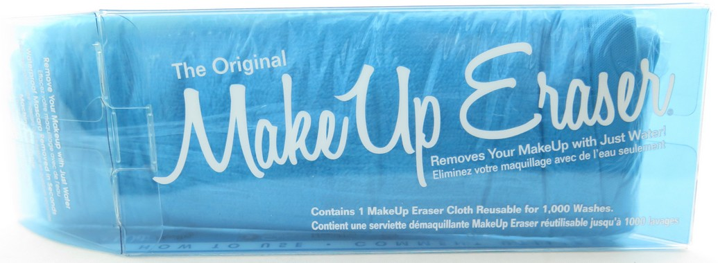 Make Up Eraser Blue